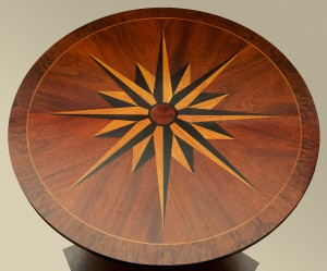 Compass Table top