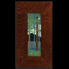 4x12 Pine Landscape in Legacy Frame