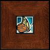 4x4 Butterfly in 3in Legacy Frame
