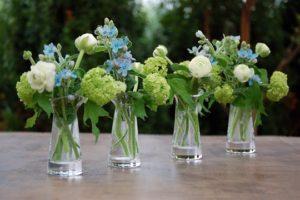 Barre Bud Vases