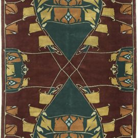 Brown Wiltshire Rug