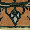 Brown Wiltshire Rug detail