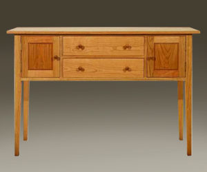 Canterbury Two Drawer Huntboard
