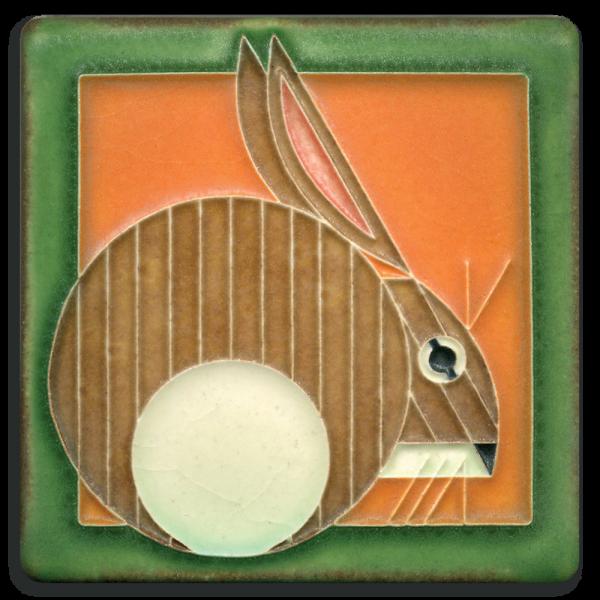 Carrot Hare Tile