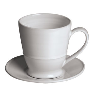 Cavendish Dinnerware Mug and Saucer