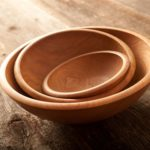 Cherry Champlain Wood Bowls