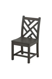 Chippendale Dining Chair Without Arms