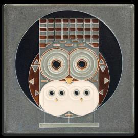 Family Owlbum Tile