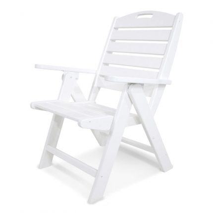 Highback Nautical Dining Chair