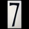 House Number 7 Tile
