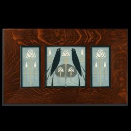 Legacy Framed Songbird & Long Stem Set