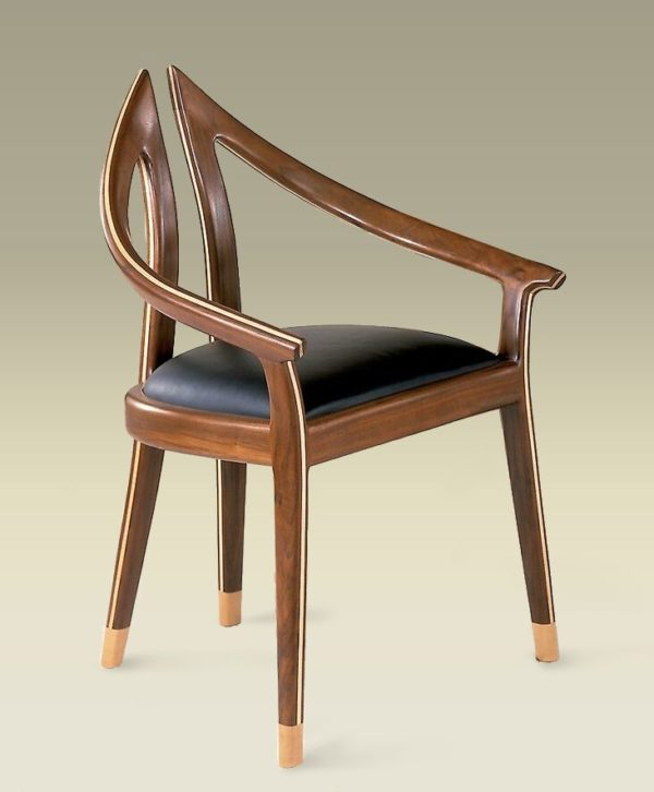 Low Alpha Chair