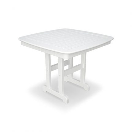 Nautical 37in Sq Dining Table