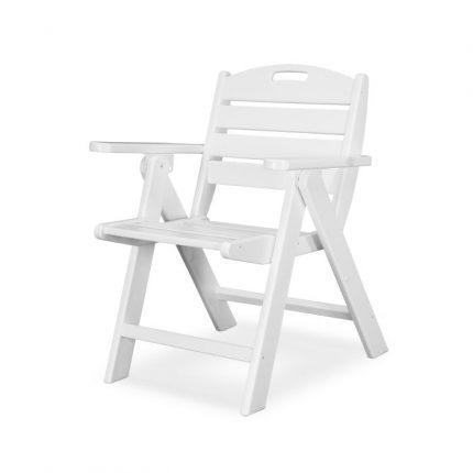 Nautical Lowback Chair