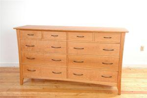 Verdana Ten Drawer Dresser