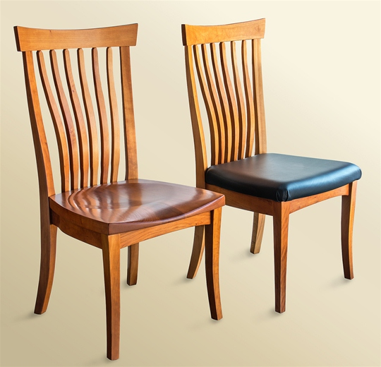 Winged Side Chairs