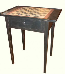 Small Game Table