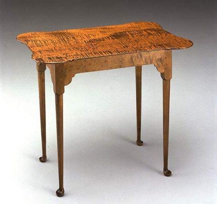 Porringer Table