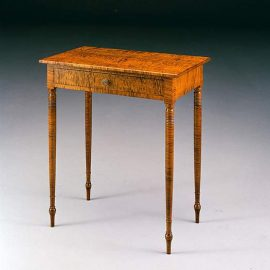 Federal Side Table