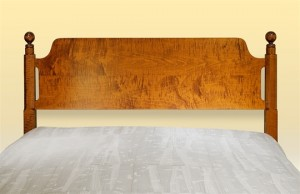 Cannonball Bed Headboard