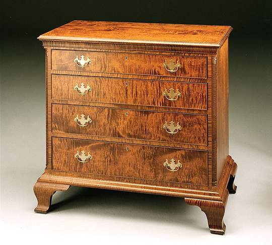 Four Drawer Newport Chest