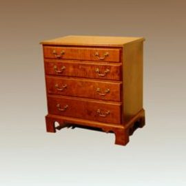 Four Drawer Bedside Chest