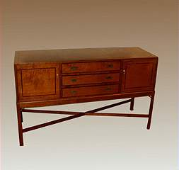 Chest on Stand Sideboard