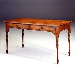 Queen Anne Table Desk