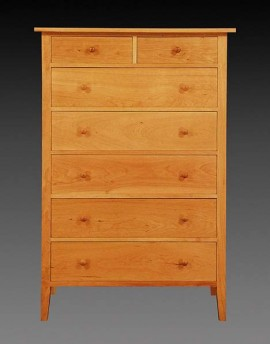 Canterbury 7 Drawer Chest