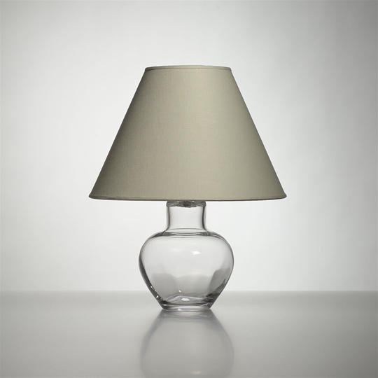 Shelburne Lamp with Linen Shade