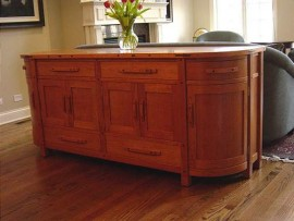 California Arts & Crafts Sideboard