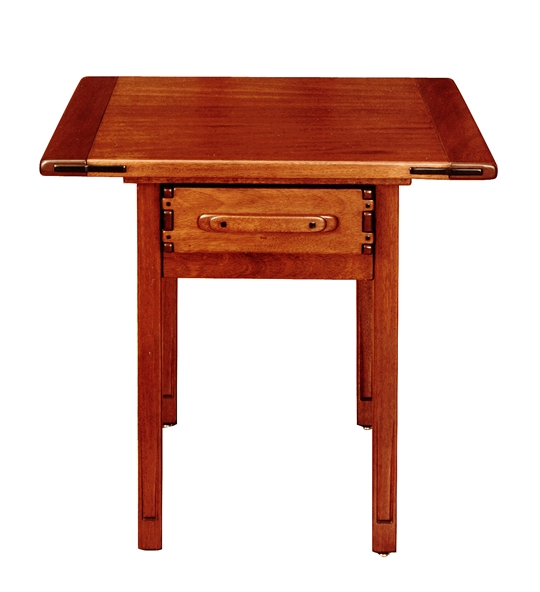 California Arts & Crafts End Table
