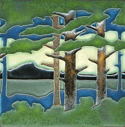 Landscape Tile - Mountain