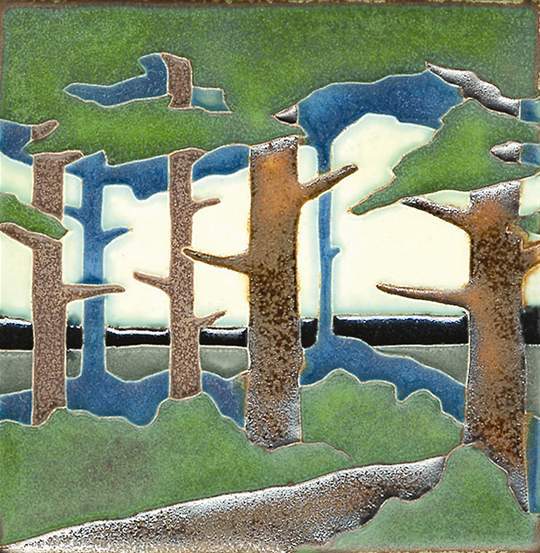 Landscape Tile - Valley