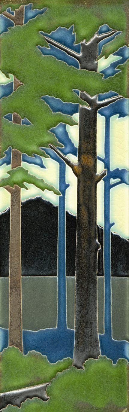 Pine Landscape (4x12)