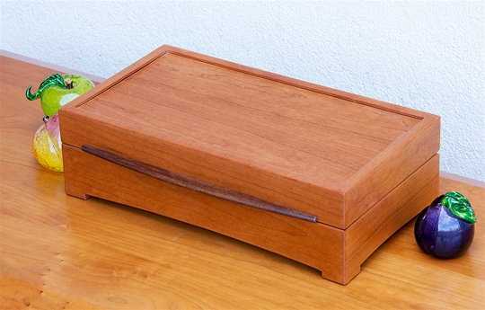 Medium Jewelry Box