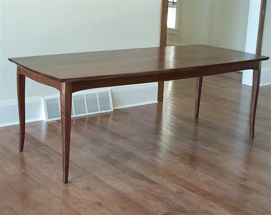 Barry - Sculpted Dining Table