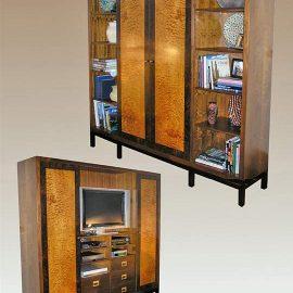 Flat Screen Entertainment Cabinet