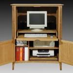 Computer Cabinet Open