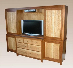 Flat Screen Television Cabinet