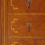Satinwood inlay Detail