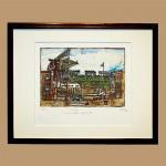 Framed 1060 West Addison