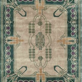 The Canterbury Rug