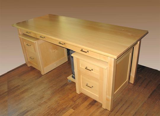 Custom Modular Desk