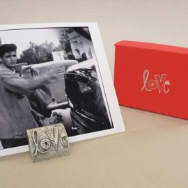 Love Photo Holder