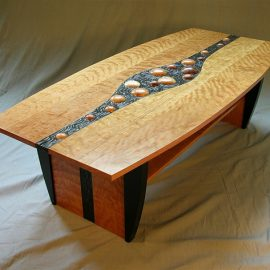 Rocky Stream Table