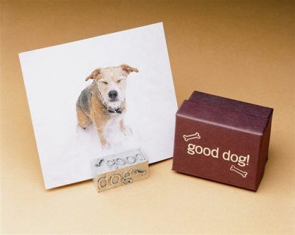 Good Dog Photo Holder