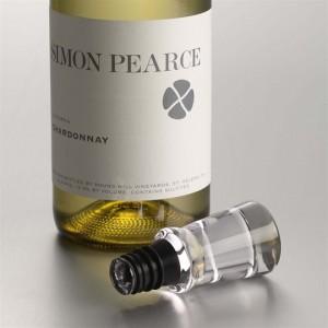 Ascutney Wine Bottle Stopper by Simon Pearce