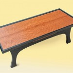 Arch Coffee Table above view