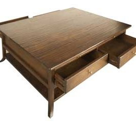 Butler Coffee Table with storage